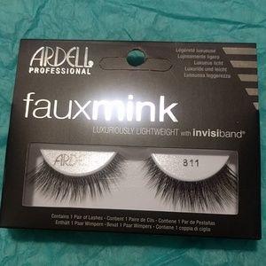 Ardell faux mink 811 false lashes eyelashes new